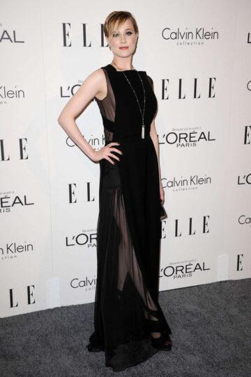 Evan Rachel Elle Women Hollywood Tribute