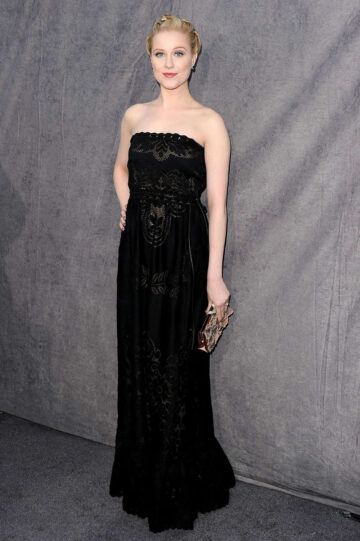 Evan Rachel Wood 17th Critics Choice Movie Awards Los Angeles