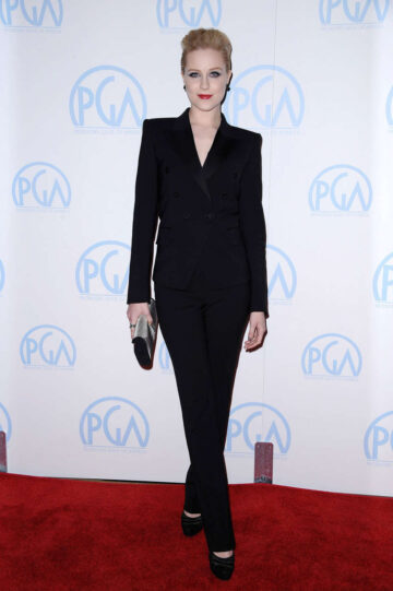 Evan Rachel Wood 23rd Annual Producers Guild Awards Beverly Hills