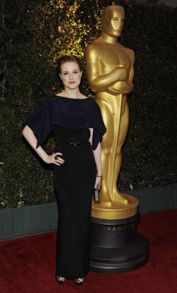 Evan Rachel Wood Governors Awards Los Angeles