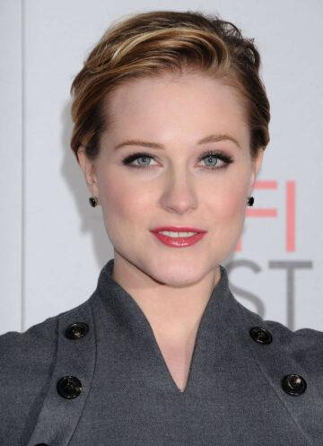 Evan Rachel Wood La Times Young Hollywood Roundtable
