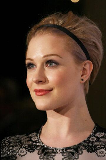 Evan Rachel Wood Launch Andrea Bocelli Foundation Beverly Hills