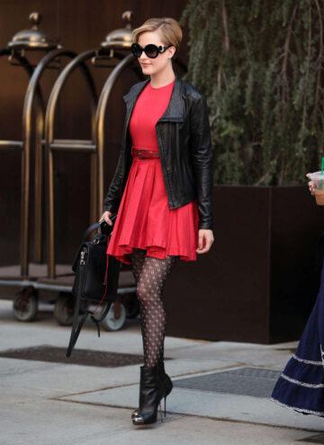 Evan Rachel Wood New York City