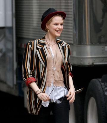 Evan Rachel Wood Set Case You New York