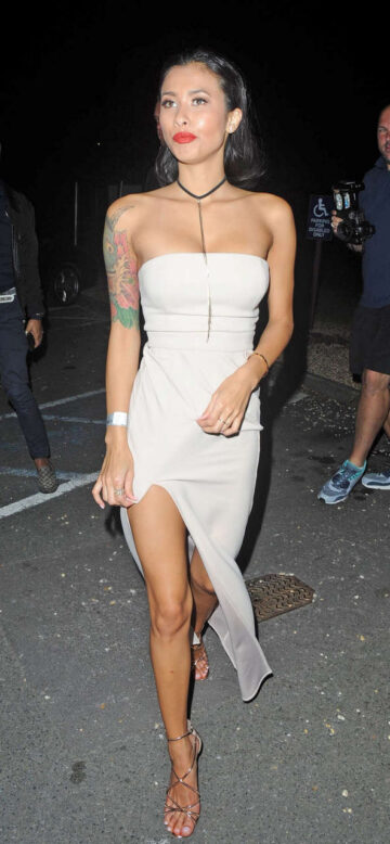 Evelyn Ellis Big Brother After Party London