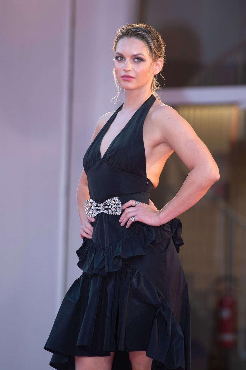 Fancy Alexandersson New Order Premiere 2020 Venice Film Festival