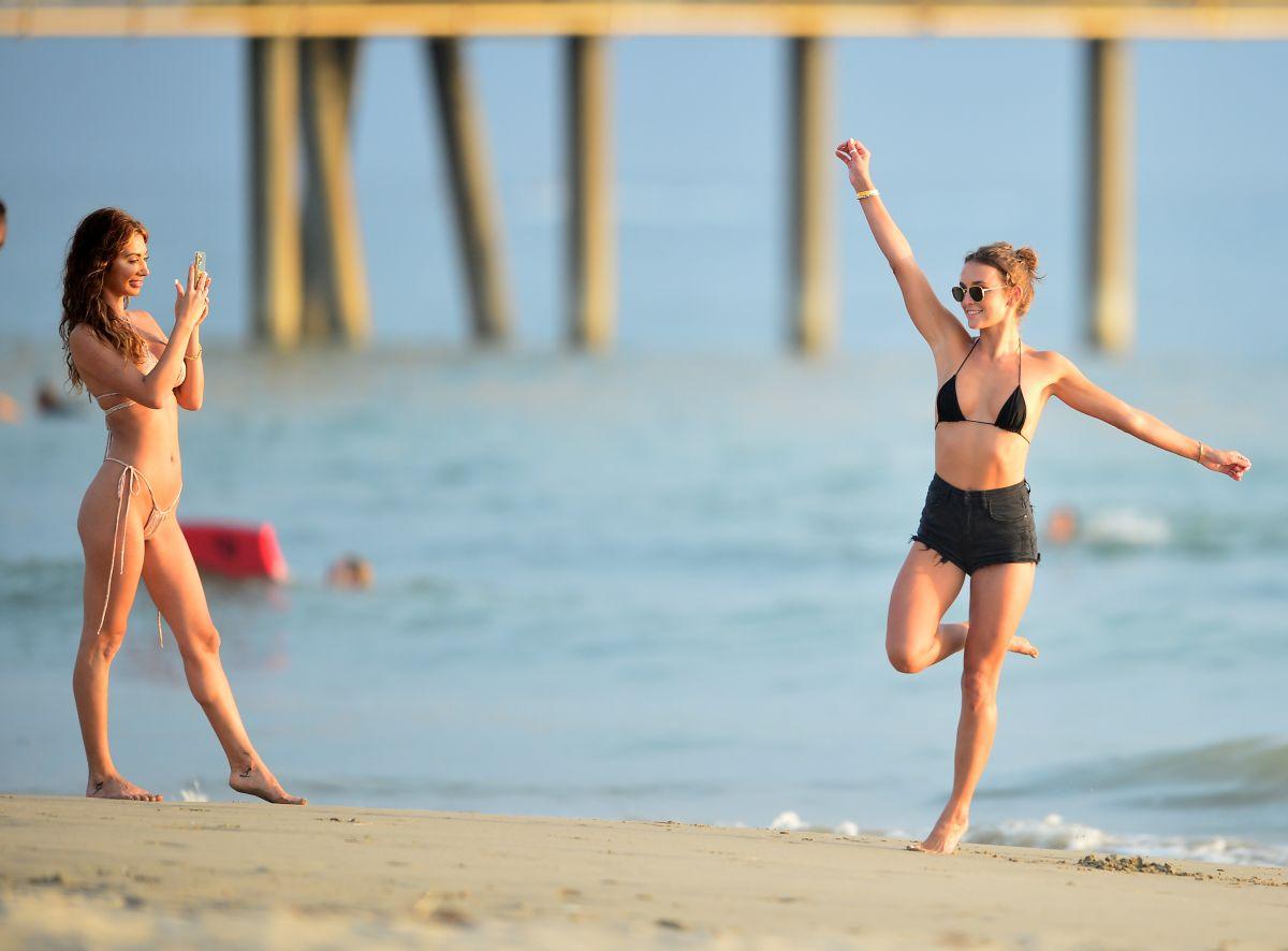 Francesca Farago Casey Boonstra Bikinis Beach
