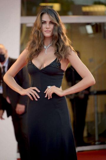 Francesca Sofia Novello Padrenostro Premiere 2020 Venice Film Festival