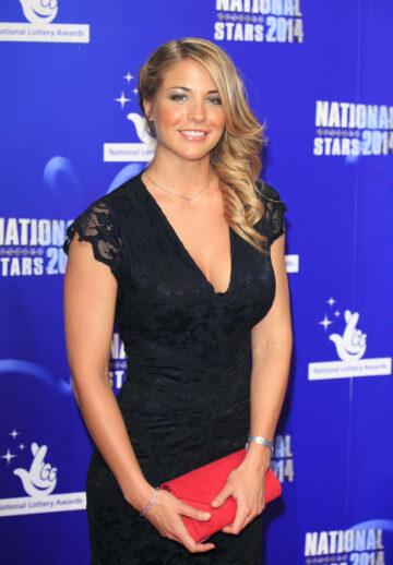 Gemma Atkinson National Lottery Awards
