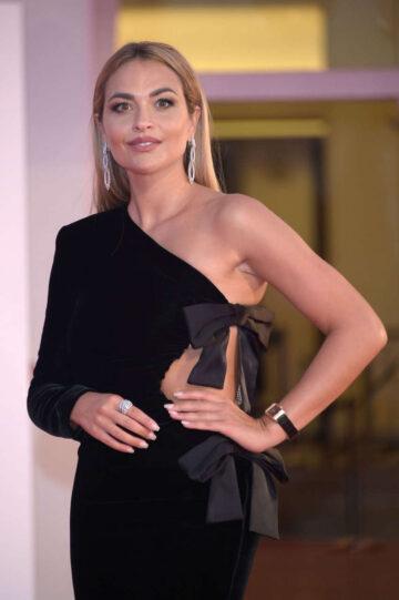 Giulia Gaudino Padrenostro Premiere 2020 Venice Film Festival