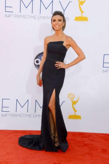 Giuliana Rancic 64th Primetime Emmy Awards Los Angeles
