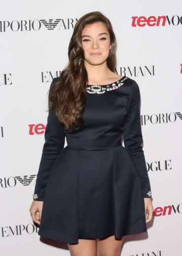Hailee Steinfeld 2014 Teen Vogue Young Hollywood Party Beverly Hills
