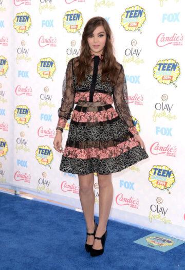 Hailee Steinfeld Teen Choice Awards 2014 Los Angeles