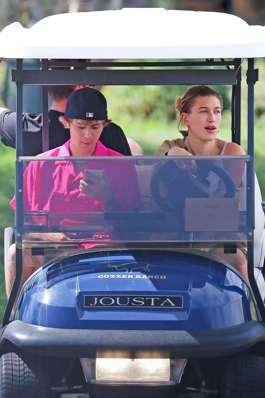 Hailey Justin Bieber Kendall Jenner Out Idaho