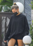Hailey Justin Bieber Visiting Friend West Hollywood