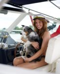 Haley Kalil Set Photoshoot July