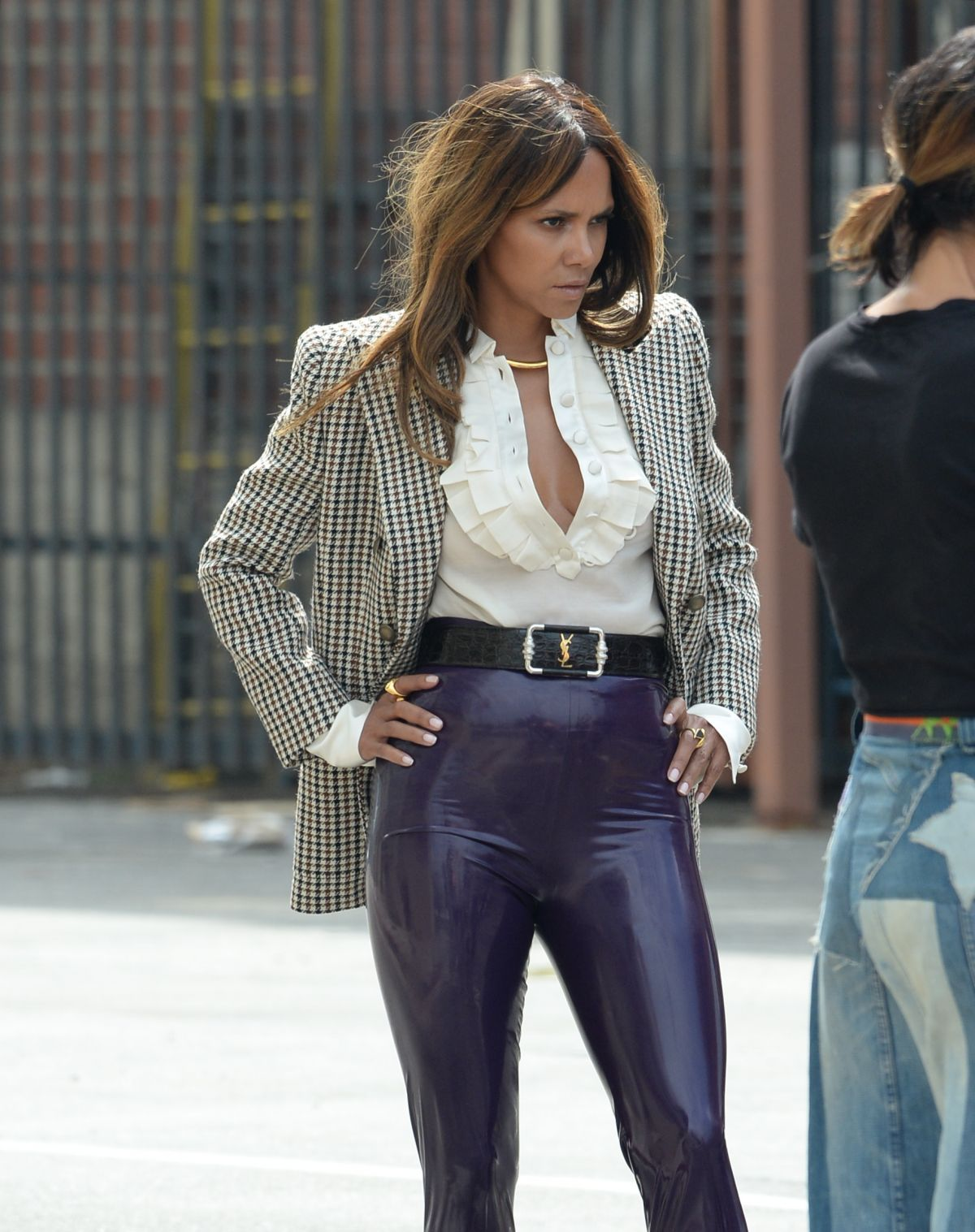 Halle Berry Set Variety Photoshoot Los Angeles