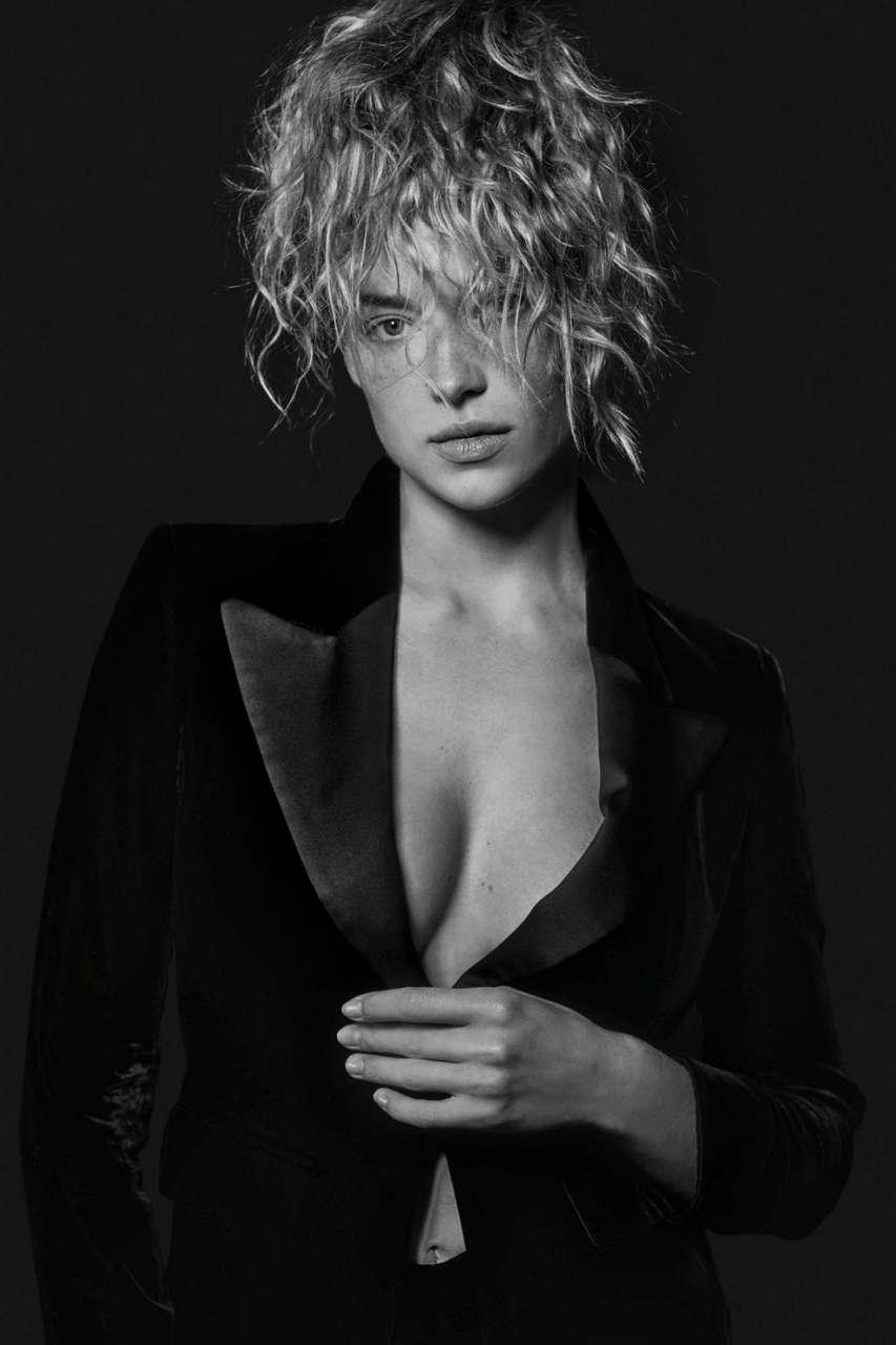 Hannah Ferguson For V Magazine Pre Fall