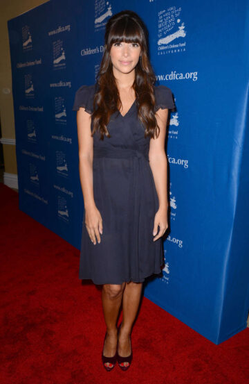 Hannah Simone 22nd Annual Beat Odds Awards Beverly Hills