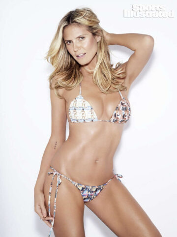 Heidi Klium Sports Illustrated Swimwear 2014 Photoshoot
