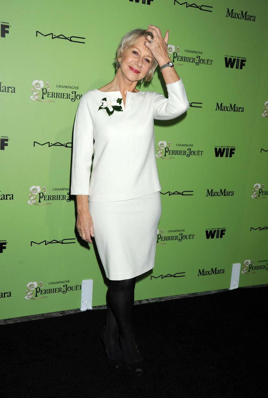 Helen Mirren 2014 Film Independent Spirit Awards Santa Monica