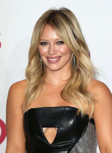Hilary Duff 2014 Iheartradio Music Festival Las Vegas