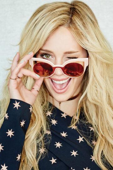 Hilary Duff Glamour Mexico Mag November 2015