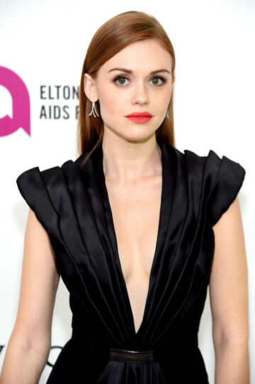 Holland Roden Elton John Aids Foundation S Oscar Viewing Party West Hollywood