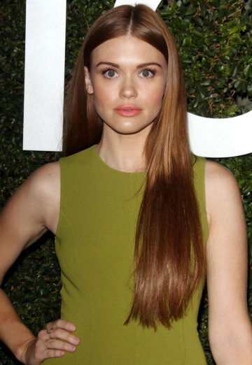 Holland Roden Michael Kors Launch Claiborne Swanson Franks Young Hollywood