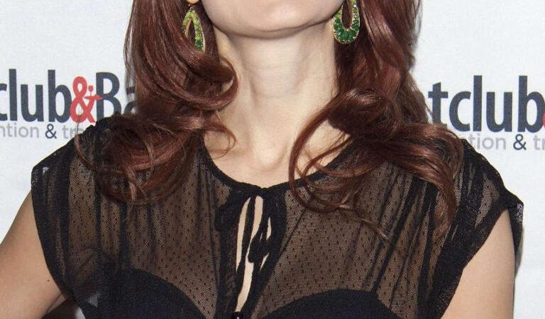 Holly Madison 29th Annual Nightclub Bar Convention Trade Show Las Vegas (22 photos)