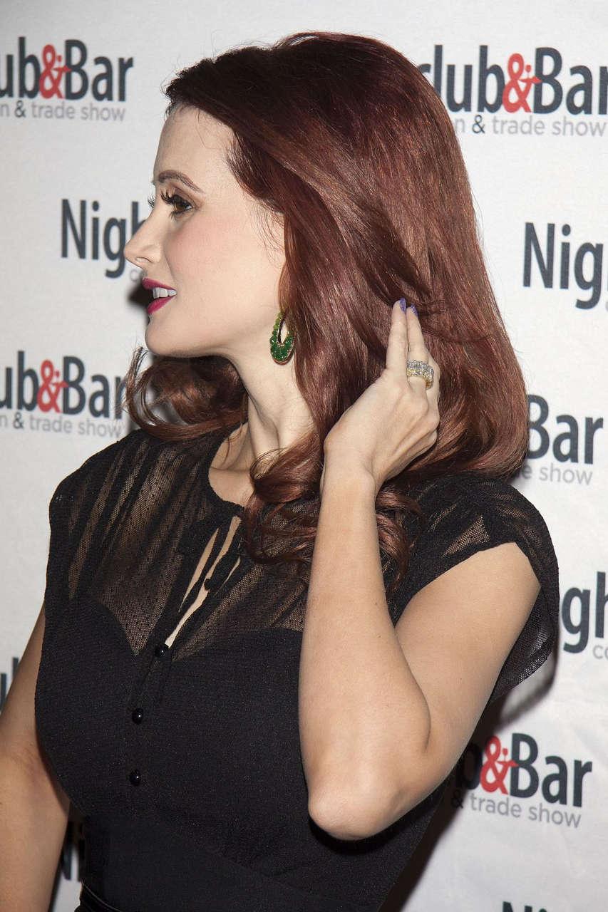 Holly Madison 29th Annual Nightclub Bar Convention Trade Show Las Vegas