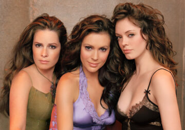 Holly Marie Combs Alyssa Milano Rose Mcgowan Charmed See More At