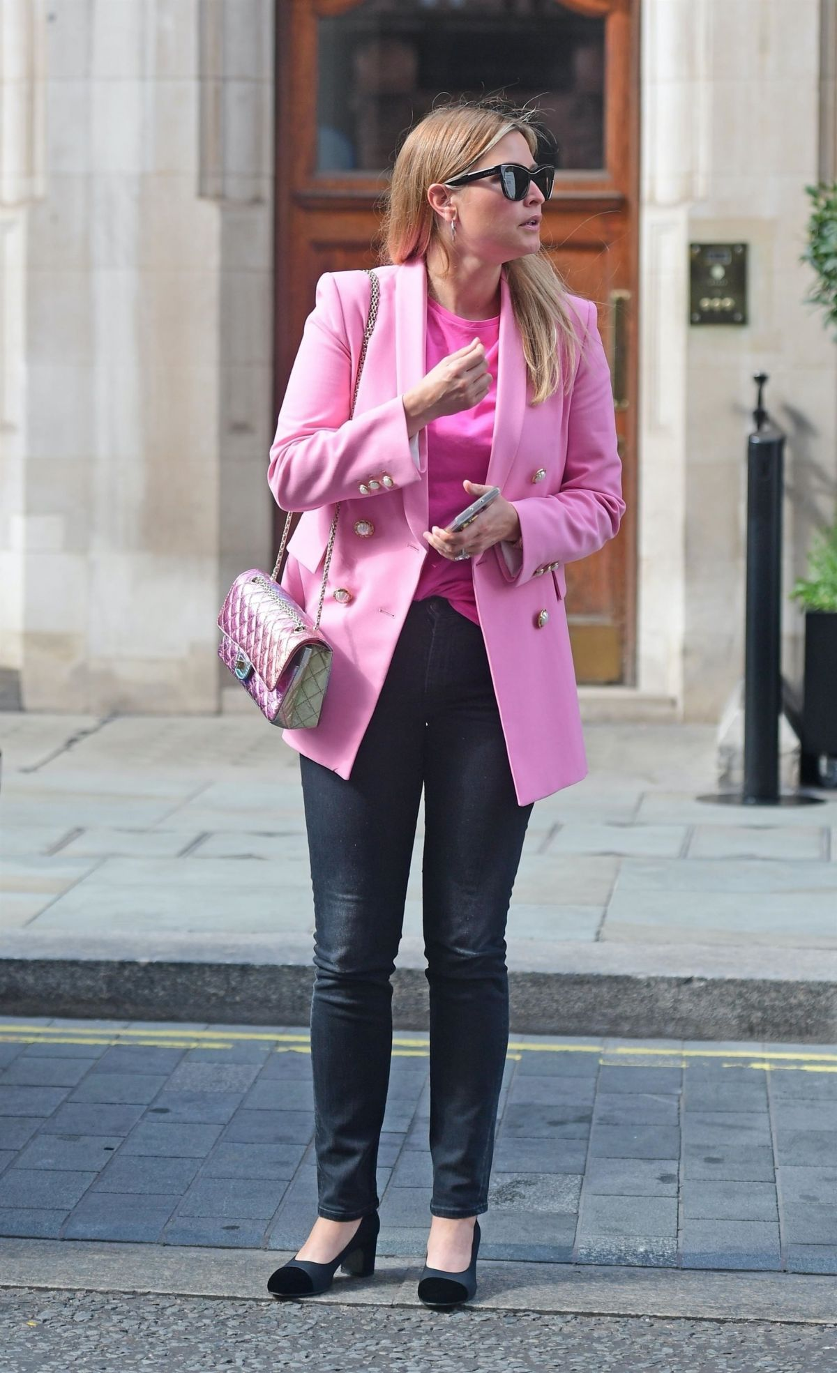 Holly Valance Out About London
