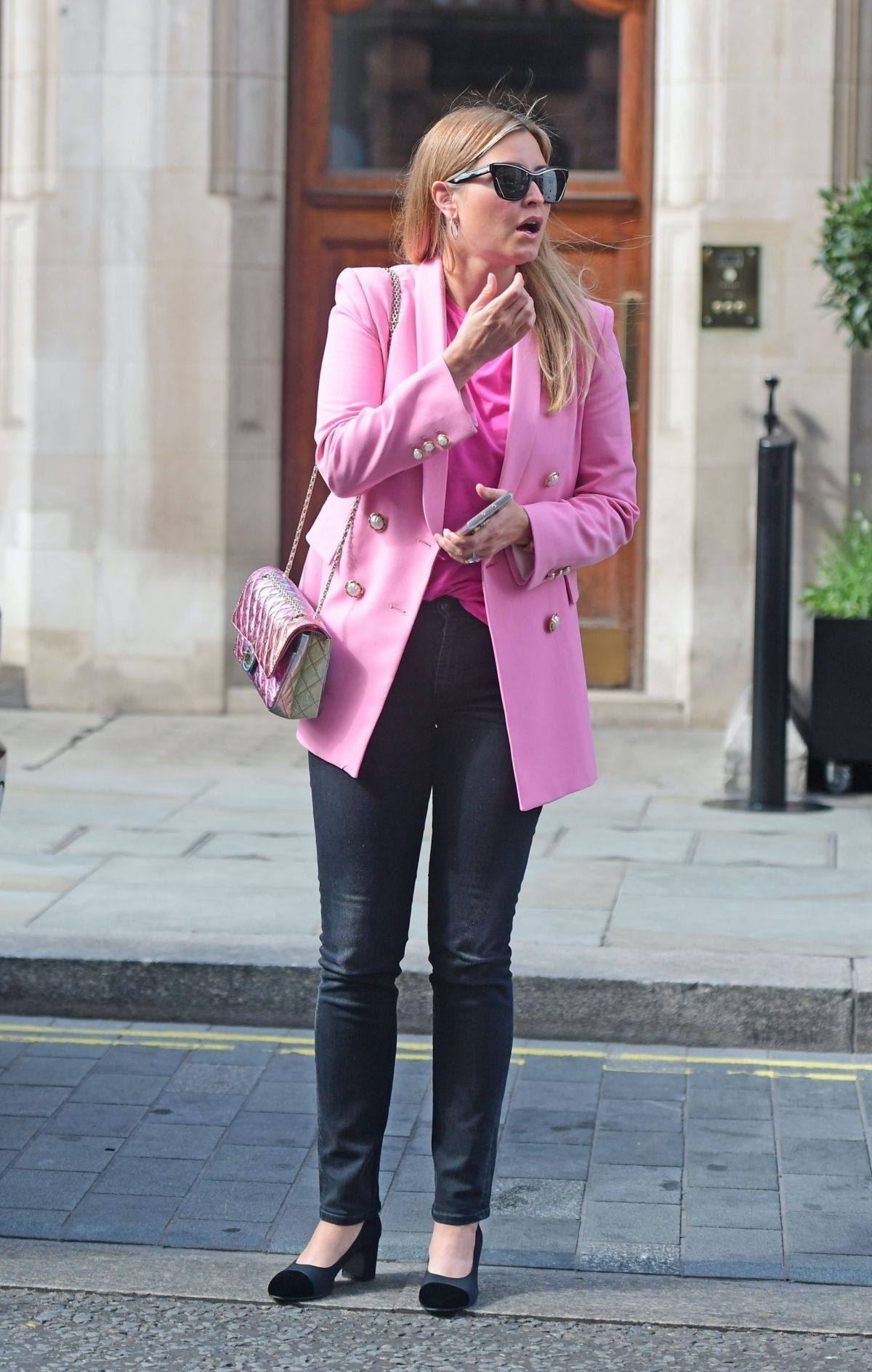 Holly Valance Out London