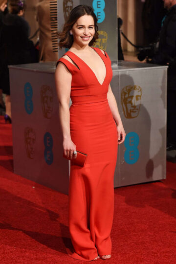 Http Starity Hu Forum Topik 513973 Emilia Clarke Ee British Academy Film Awards Royal Opera House London England February