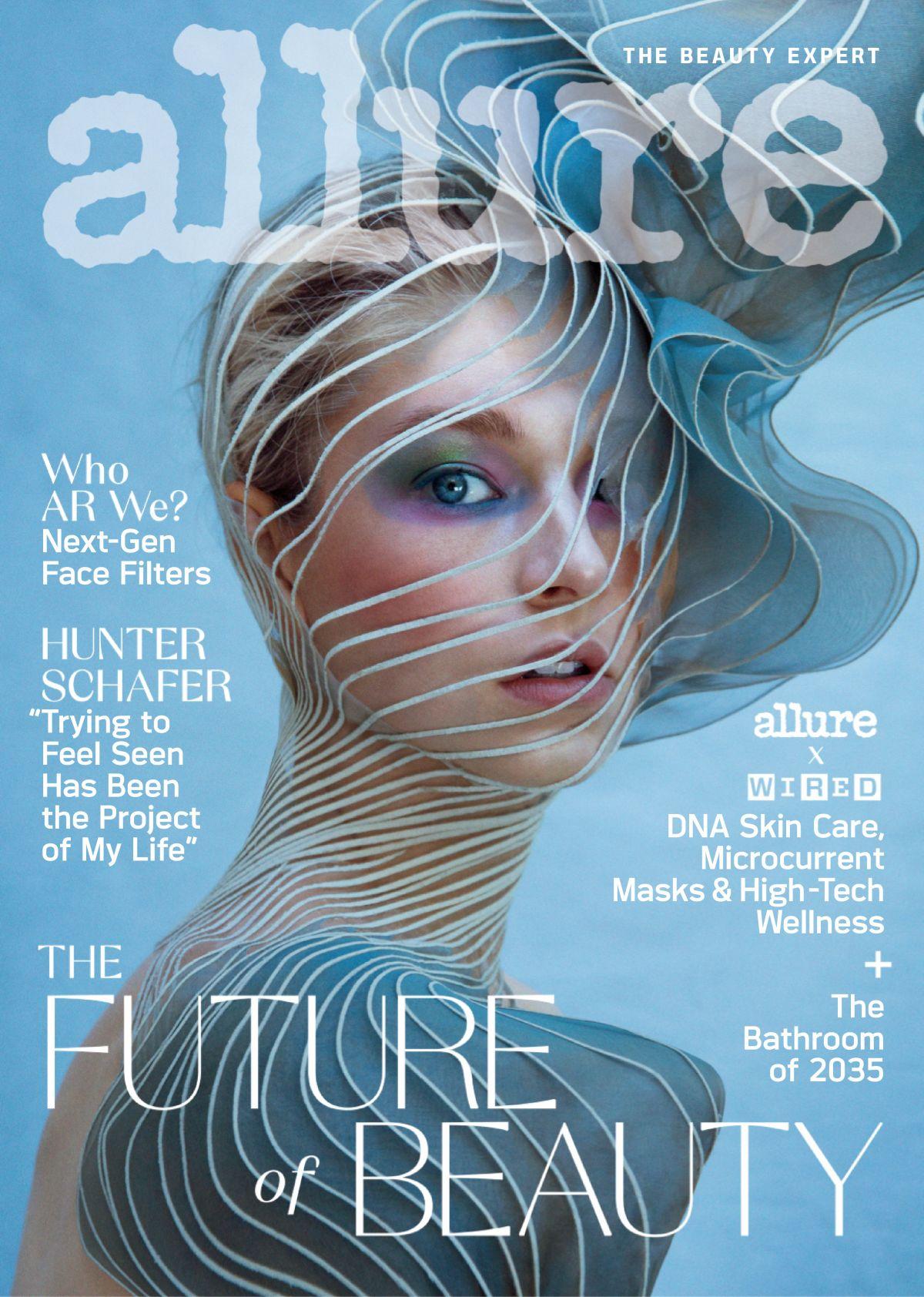 Hunter Schafer Allure Magazine September