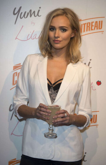 Ianthe Rose Cointreau Launch Party For Yumi By Lilah London