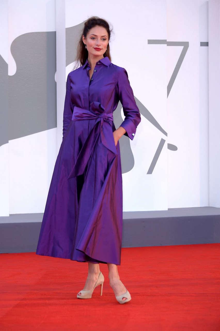 Ingrid Margus Never Gonna Snow Again Premiere 77th Venice Film Festival