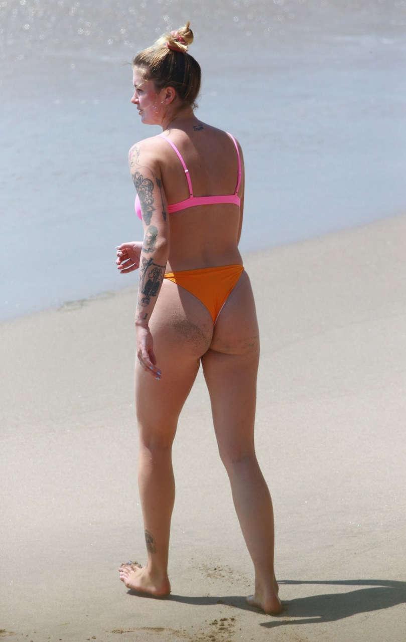 Ireland Baldwin Bikini Beach Malibu