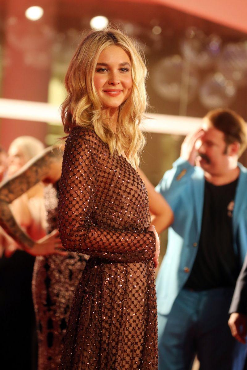 Isabel May Run Hide Fight Premiere 77th Venice Film Festival