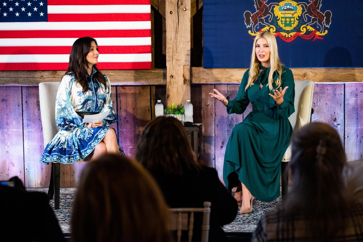 Ivanka Trump Brandywine Manor House Inn Election Campaigns