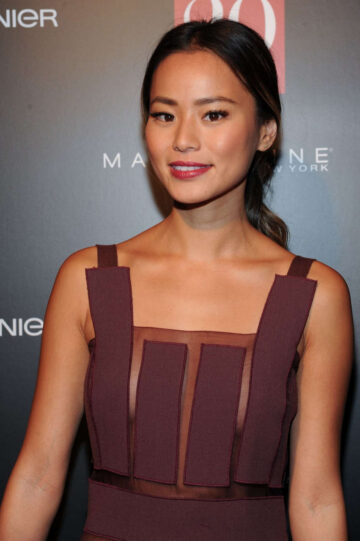 Jamie Chung Instyle 20th Anniversary Party New York