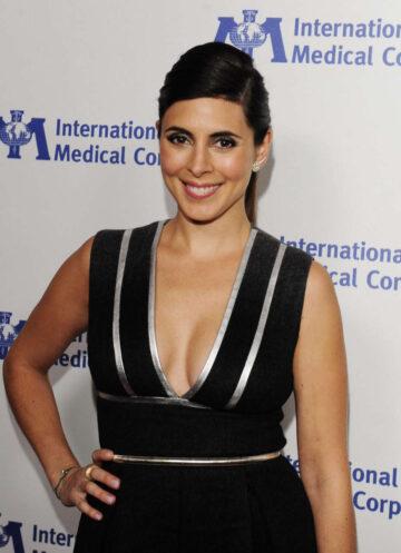 Jamie Lynn Sigler International Medical Corps Annual Awards Beverly Hills