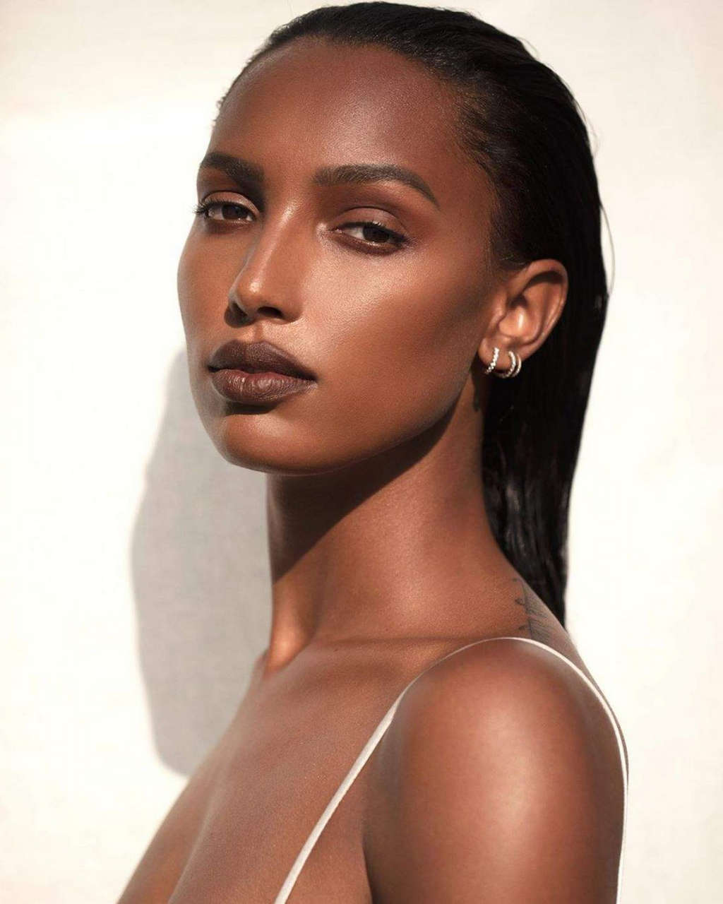 Jasmine Tookes For Gritty Magazine Spring