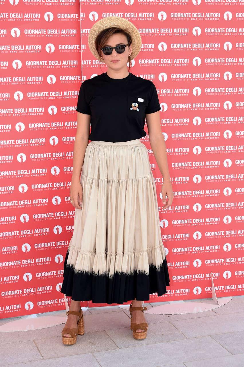 Jasmine Trinca Romantic Guide To Lost Places Premiere 77th Venice Film Festival