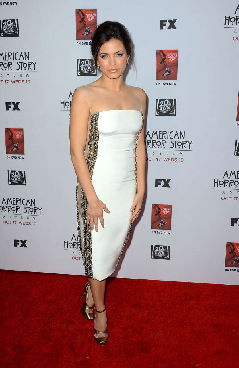 Jena Dewan Tatum American Horror Story Asylum Premiere Los Angeles