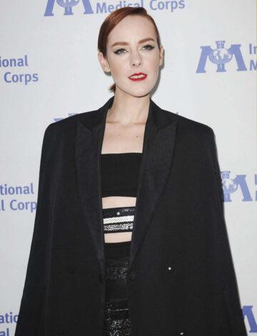 Jena Malone International Medical Corps Annual Awards Beverly Hills