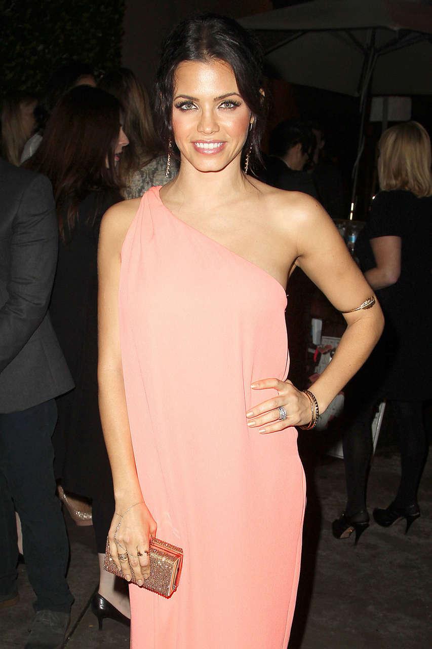Jenna Dewan 2013 Hfpa Instyle Miss Golden Globe Party Los Angeles