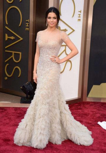 Jenna Dewan 86th Annual Academy Awards Hollywood