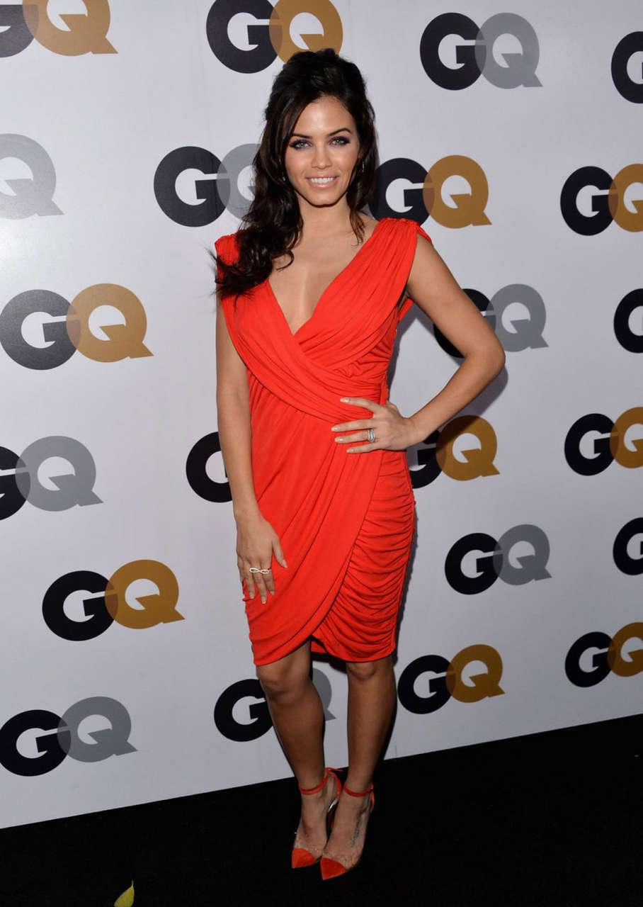 Jenna Dewan Tatum Gq Men Year Party Los Angeles